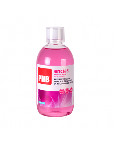 PHB GINGIVAL ENJUA BUCAL 500ML