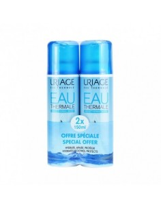 Uriage Agua Termal 2 x 150ml