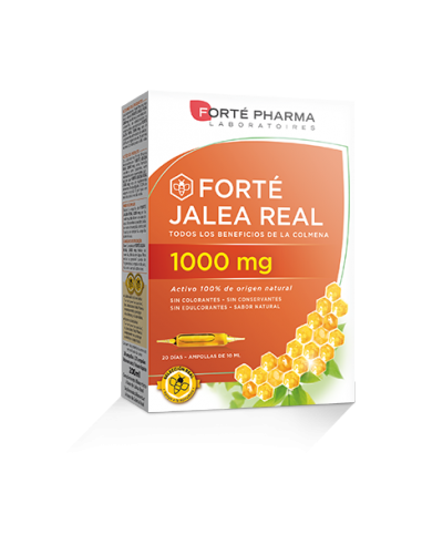 Forte Pharma Jalea Real 1000mg 20...