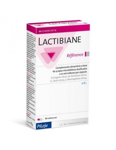 Pileje Lactibiane Reference 30caps