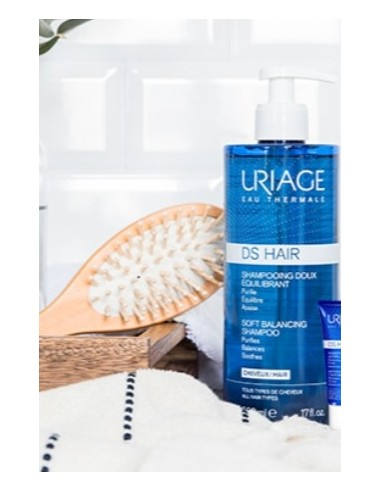 Uriage DS Hair Shampooing Doux...